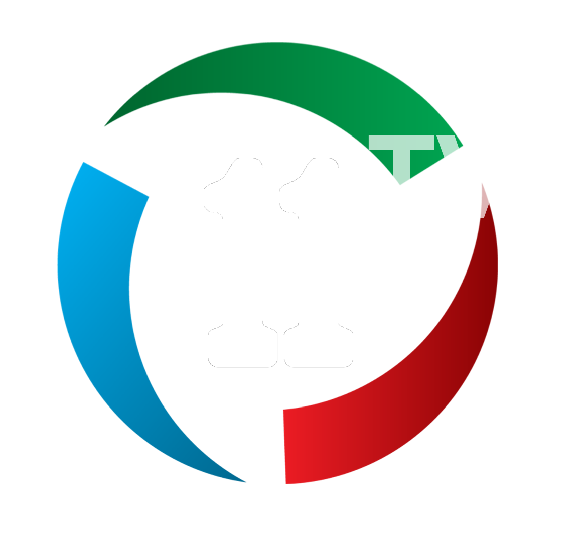 logo blanco 11tv con tv (1) png